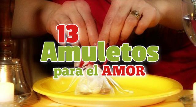 13 Amuletos y Talismanes para el Amor