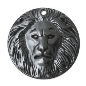 Cabeza de León en Hematita