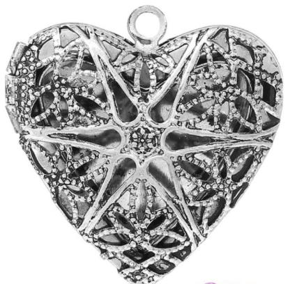 Corazón (para guardar cosas dentro de el)