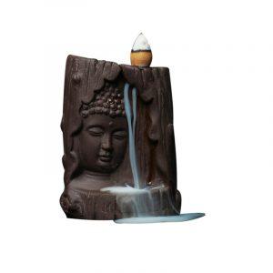 Bouddha Fuente de Incienso