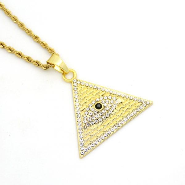 Pirámide Egipcia para el Mal de Ojo