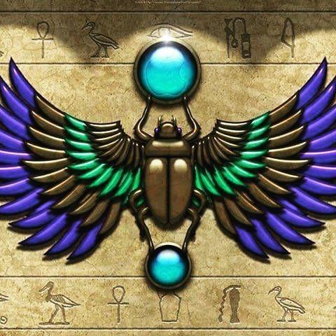 Significado Del Escarabajo En Egipto Amuletos Y Talismanes
